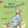 Ute Krause: Die Muskeltiere - Hamster Bertram lebt gefährlich
