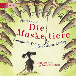 Ute Krause: Die Muskeltiere – Pomme de Terre und die vierzig Räuber