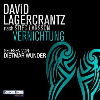 David Lagercrantz: Vernichtung