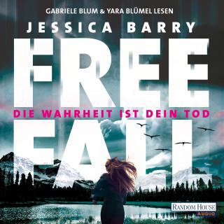 Jessica Barry: Freefall – Die Wahrheit ist dein Tod