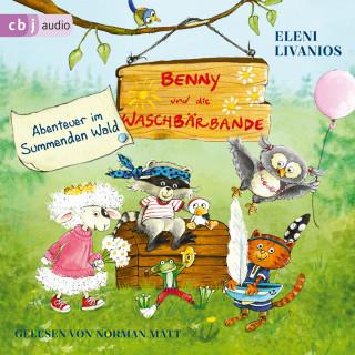 Eleni Livanios: Benny und die Waschbärbande - Abenteuer im Summenden Wald