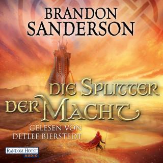 Brandon Sanderson: Die Splitter der Macht