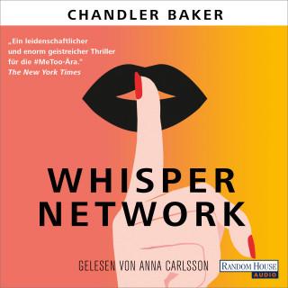Chandler Baker: Whisper Network