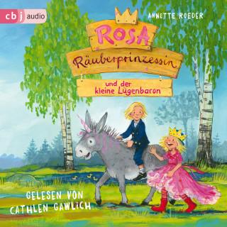 Annette Roeder: Rosa Räuberprinzessin und der kleine Lügenbaron
