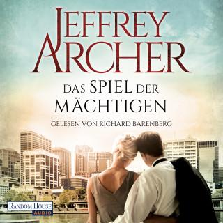 Jeffrey Archer: Das Spiel der Mächtigen