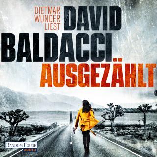 David Baldacci: Ausgezählt