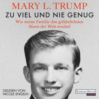 Mary L. Trump: Zu viel und nie genug