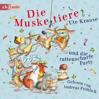 Ute Krause: Die Muskeltiere und die rattenscharfe Party