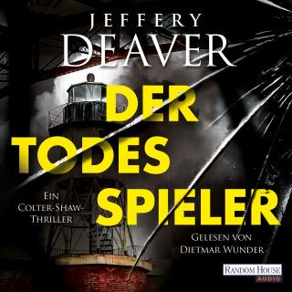 Jeffery Deaver: Der Todesspieler