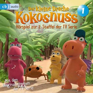 Ingo Siegner: Der Kleine Drache Kokosnuss - Hörspiel zur 2. Staffel der TV-Serie 01 -