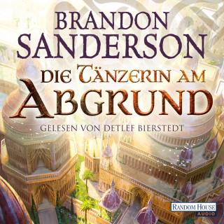 Brandon Sanderson: Die Tänzerin am Abgrund