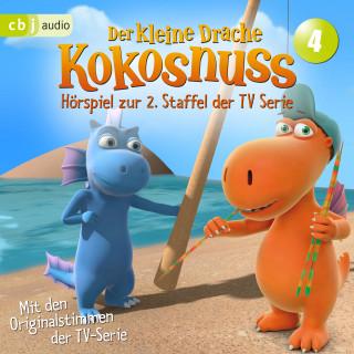 Ingo Siegner: Der Kleine Drache Kokosnuss - Hörspiel zur 2. Staffel der TV-Serie 04