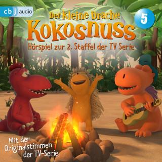 Ingo Siegner: Der Kleine Drache Kokosnuss - Hörspiel zur 2. Staffel der TV-Serie 05