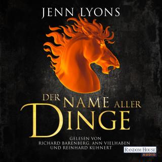 Jenn Lyons: Der Name aller Dinge