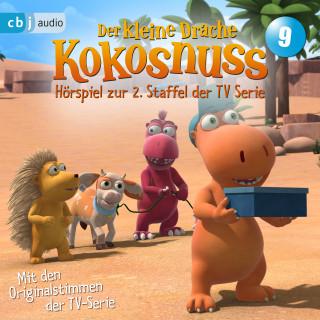 Ingo Siegner: Der Kleine Drache Kokosnuss - Hörspiel zur 2. Staffel der TV-Serie 09
