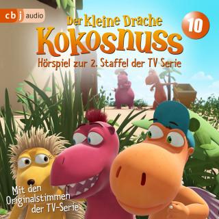 Ingo Siegner: Der Kleine Drache Kokosnuss - Hörspiel zur 2. Staffel der TV-Serie 10