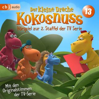 Ingo Siegner: Der Kleine Drache Kokosnuss - Hörspiel zur 2. Staffel der TV-Serie 13