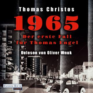 Thomas Christos: 1965 - Der erste Fall für Thomas Engel
