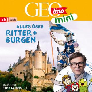 Eva Dax, Heiko Kammerhoff, Oliver Versch, Roland Griem, Jana Ronte-Versch: GEOLINO MINI: Alles über Ritter und Burgen (3)