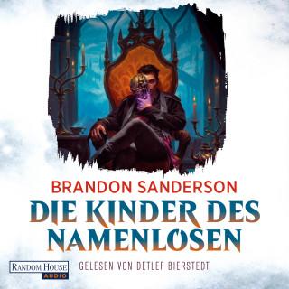 Brandon Sanderson: MAGIC™: The Gathering - Die Kinder des Namenlosen