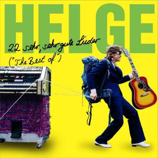 """Helge Schneider: 22 sehr, sehr gute Lieder ((""""The Best of""""))"""