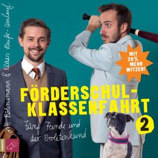 Jan Böhmermann, Klaas Heufer-Umlauf: Förderschulklassenfahrt 2