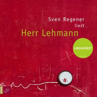 Sven Regener: Herr Lehmann (Ungekürzt)
