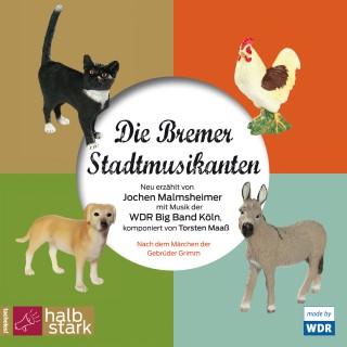 Jochen Malmsheimer, Die WDR Big Band: Die Bremer Stadtmusikanten