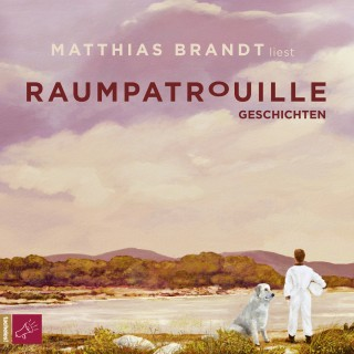 Matthias Brandt: Raumpatrouille