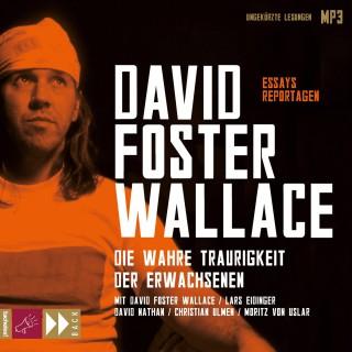 David Foster Wallace: Die wahre Traurigkeit der Erwachsenen