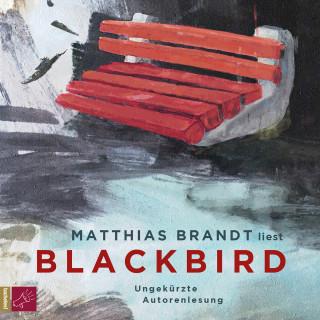 Matthias Brandt: Blackbird (Ungekürzt)