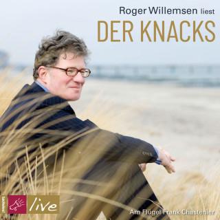 Roger Willemsen: Der Knacks (Live-Lesung)