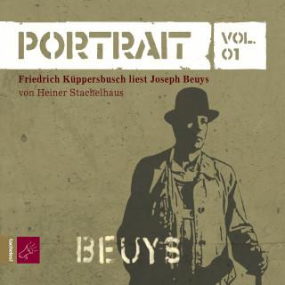 Heiner Stachelhaus: Portrait: Joseph Beuys, Vol. 1