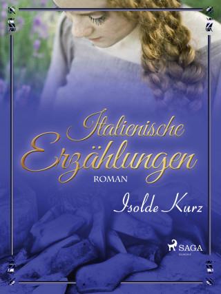 Isolde Kurz: Italienische Erzählungen