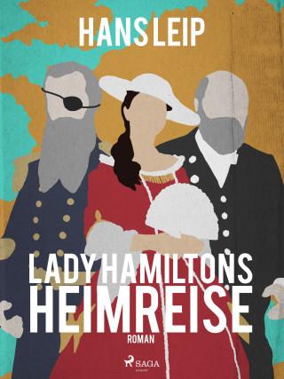 Hans Leip: Lady Hamiltons Heimreise