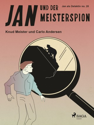 Knud Meister, Carlo Andersen: Jan und der Meisterspion
