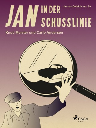 Knud Meister, Carlo Andersen: Jan in der Schusslinie
