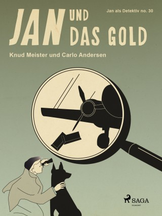 Knud Meister, Carlo Andersen: Jan und das Gold