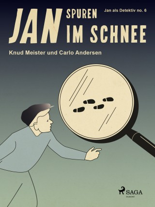 Knud Meister, Carlo Andersen: Spuren im Schnee