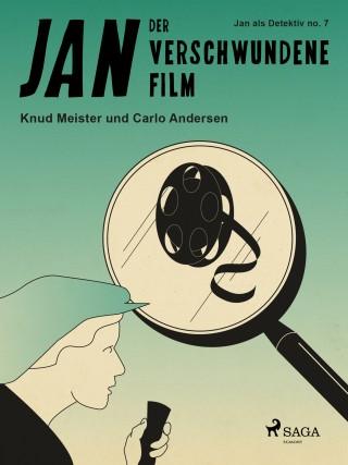 Knud Meister, Carlo Andersen: Der verschwundene Film