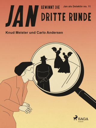 Knud Meister, Carlo Andersen: Jan gewinnt die dritte Runde