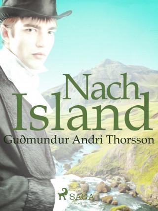 Guðmundur Andri Thorsson: Nach Island