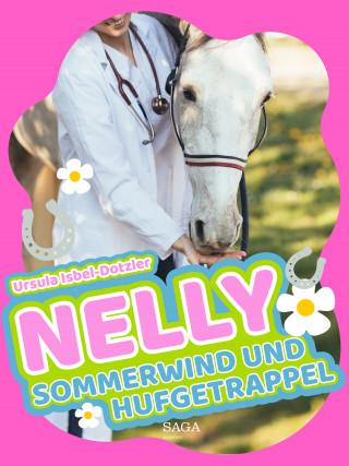 Ursula Isbel-Dotzler: Nelly - Sommerwind und Hufgetrappel - Band 3