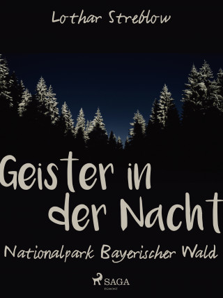 Lothar Streblow: Geister in der Nacht. Nationalpark Bayerischer Wald