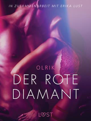 Olrik: Der rote Diamant: Erika Lust-Erotik