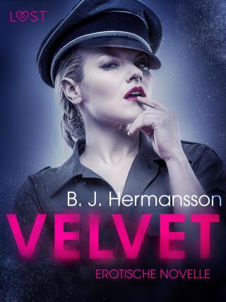 Backolars Johan Hermansson: Velvet: Erotische Novelle