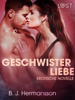 Backolars Johan Hermansson: Geschwisterliebe: Erotische Novelle