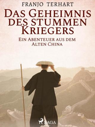 Franjo Terhart: Das Geheimnis des stummen Kriegers - Ein Abenteuer aus dem alten China