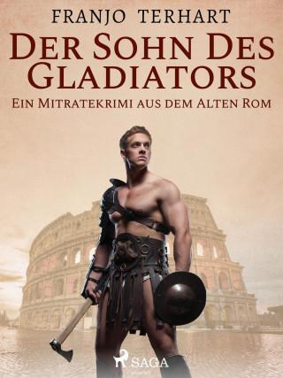 Franjo Terhart: Der Sohn des Gladiators - Ein Mitratekrimi aus dem Alten Rom