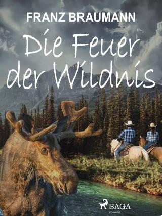 Franz Braumann: Die Feuer der Wildnis